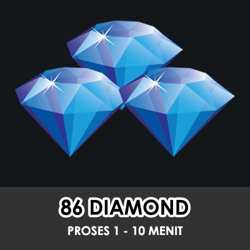 86 Diamonds