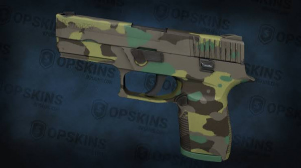 P250   Boreal Forest (Consumer Grade Pistol)