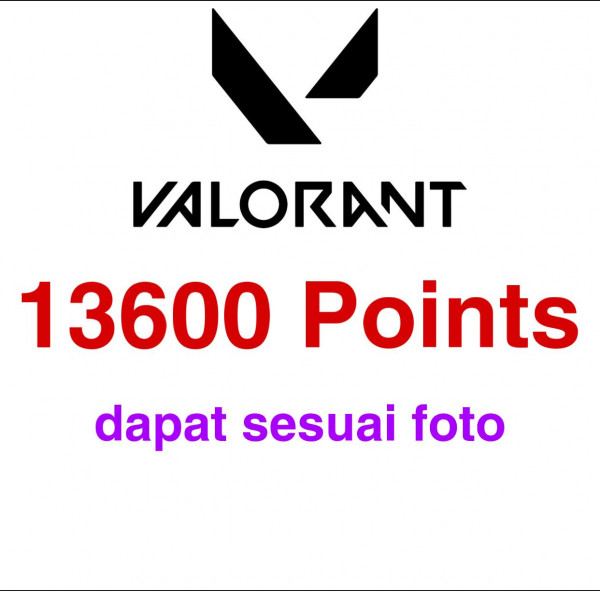 13600 Points