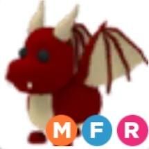 M F R DRAGON