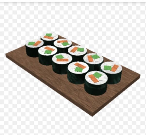 Full Portion Sushi Rolls (bloxburg)