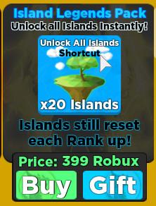 Unlock All Island Ninja Legend
