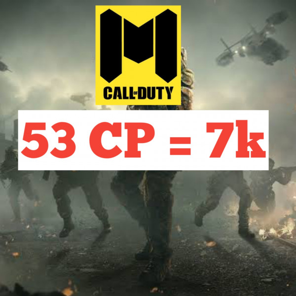 53 CP CODM Garena