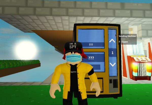 Islands Vending Machine