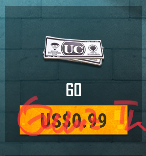 60 UC