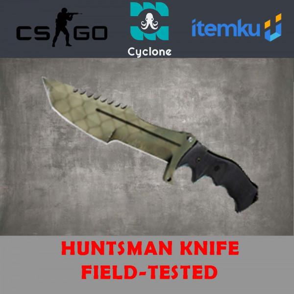 Huntsman Knife | Safari Mesh Field Tested
