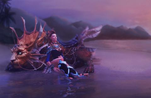 Heiress of the Coastal Kingdom (Mirana Set)