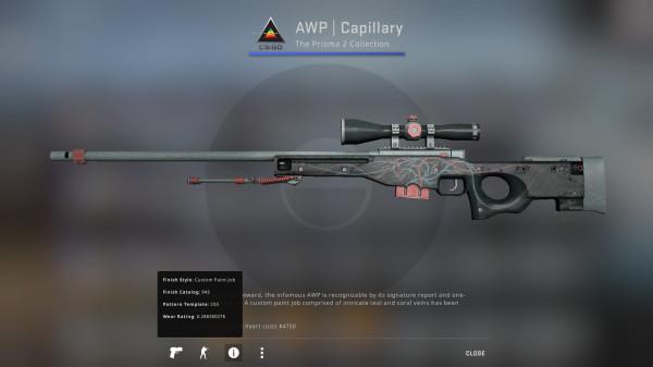 AWP | Capillary