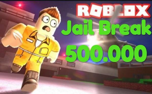 Money Jailbreak 500.000