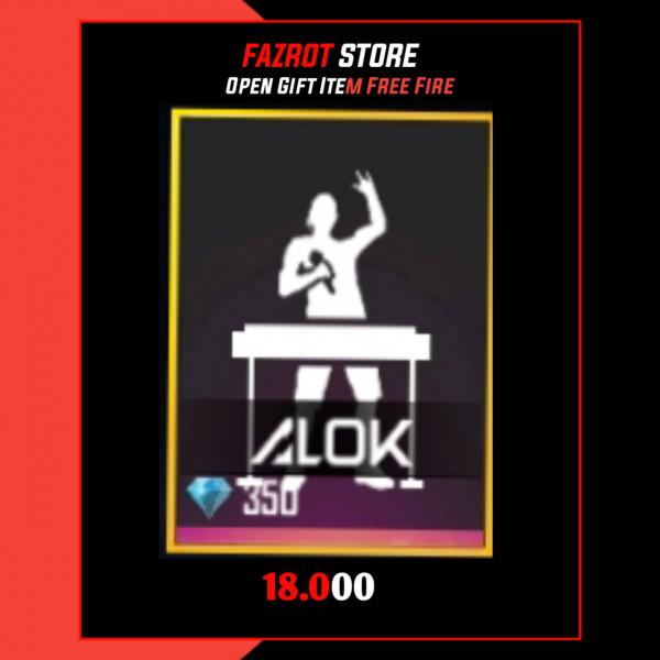 Emot DJ Alok