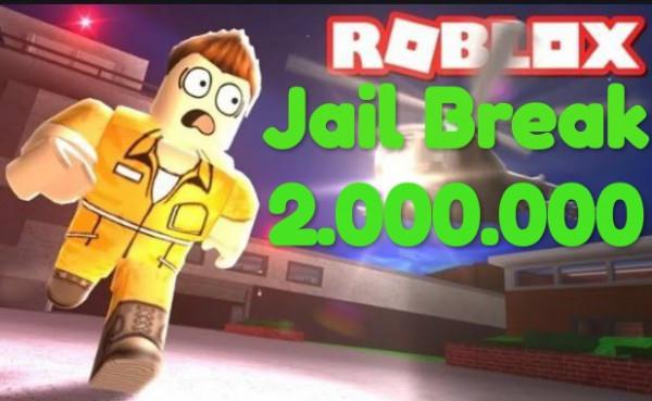 Money JailBreak 2.000.000