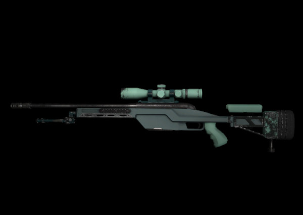 SSG 08 | Blue Spruce (Consumer Grade Sniper Rifle)