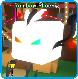 Rainbow Phoenix (Bubble Gum Simulator)