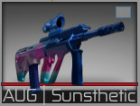 Counter Blox AUG Sunsheting