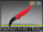 Counter Blox Falchion Ruby