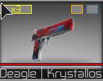 Counter Blox Deagle Krystallos