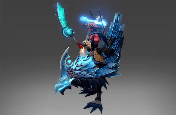 Stormcharge Dragoon (Disruptor Set)