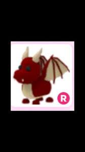 Red Dragon R | Adopt Me