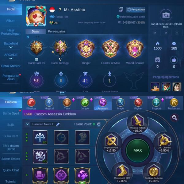 Epic/murah meriah/Hero mantap