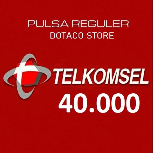 Pulsa 40000