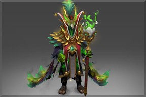 Carousal of the Mystic Masquerade (Rubick TI10)