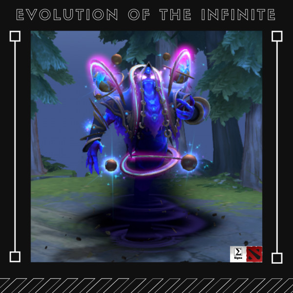 Evolution of the Infinite (Enigma Set)
