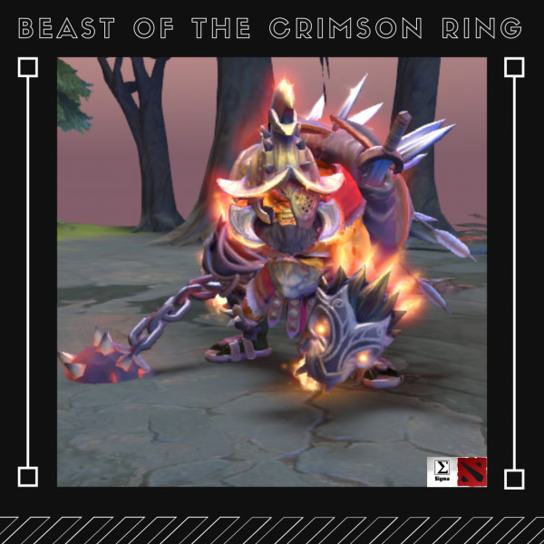Beast of the Crimson Ring (Bristleback Set)