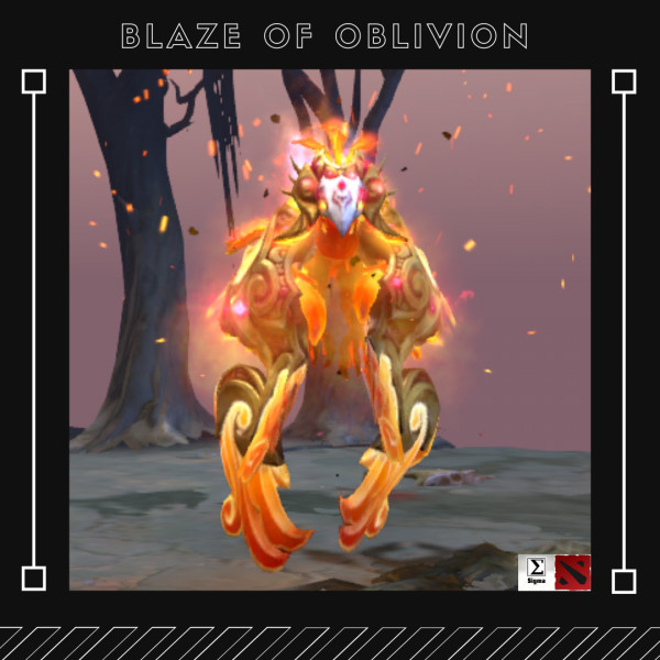 Blaze of Oblivion (Phoenix Set)