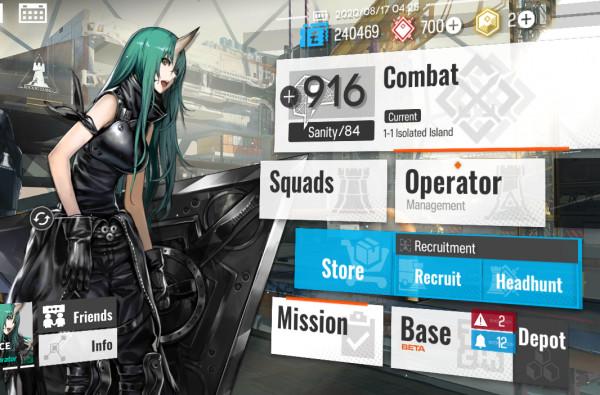 Arknight Starter 3 *6 (Aak, Hoshi, & Siege)
