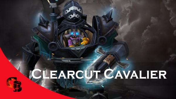 Clearcut Cavalier