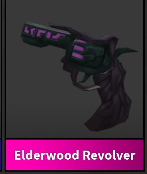 Murder Mystery 2 - Elderwood Revolver