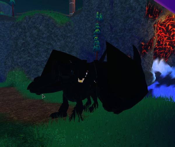 Pitch Magmip - Dragon Adventure