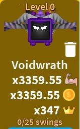 Voidwrath ( Saber Simulator )