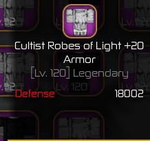 Cultist Robes Of Light Max   Roblox Swordburst 2