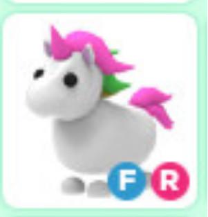 Unicorn [F.R]   Adopt Me