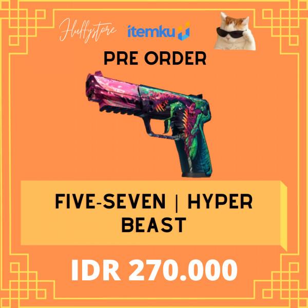 Five-SeveN | Hyper Beast