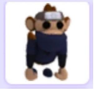 Ninja Monkey Adopt Me (LEGENDARY)