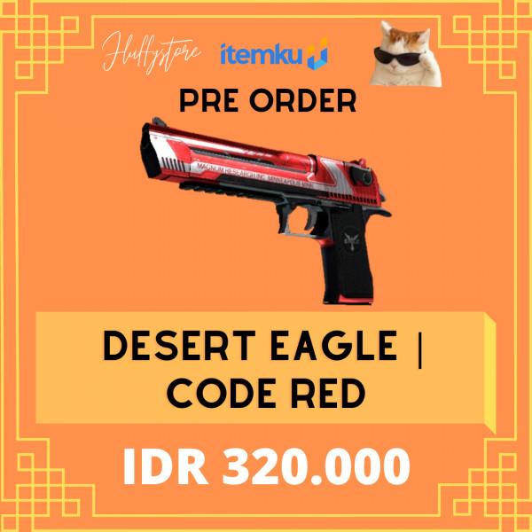 Desert Eagle | Code Red