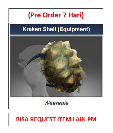 Kraken Shell (Tidehunter)