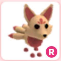 Kitsune R (Ride) - Adopt Me