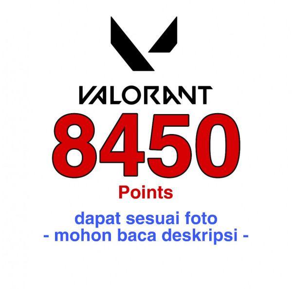 8450 Points