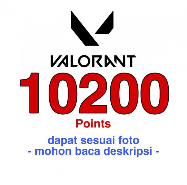 10200 Points