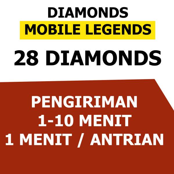 28 Diamonds