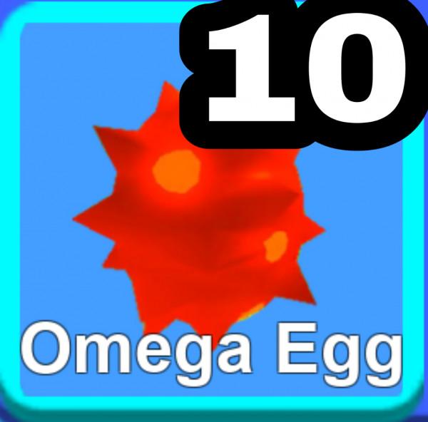 10pcs Omega Egg - Mining Simulator