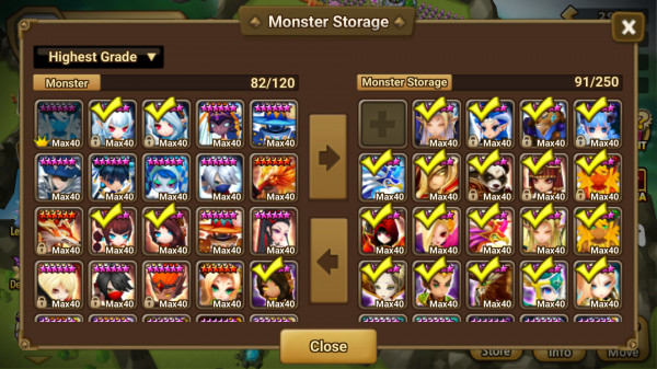 61*6+26NAT5+TRANSMOG+LUSHEN TWINS GOOD LND