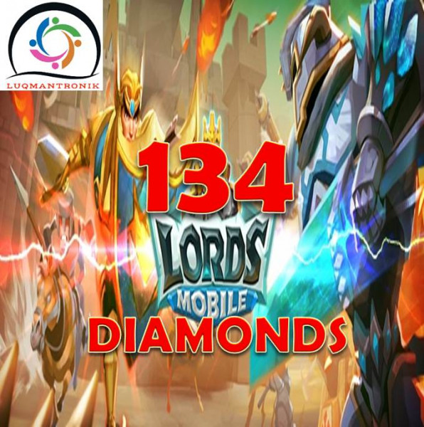 134 Diamonds