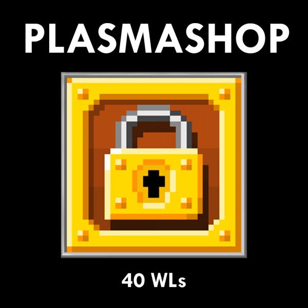 World Lock (40WLs) PAKET 40 WLs