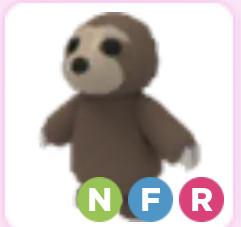 Sloth NFR | Adopt Me