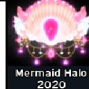 Mermaid Halo 2020 - Royale High (Baca Deskripsi)
