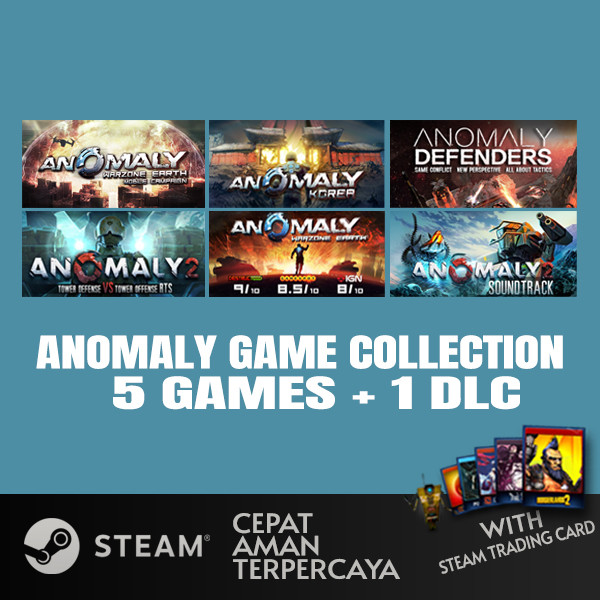 Anomaly Game Collection [5 Games] Steam Key Global